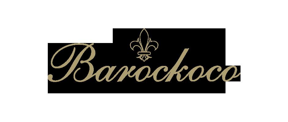 Corporate Design Barockoko Braut und Festmoden Logo
