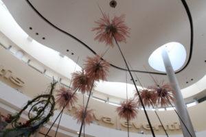 Fantasieblüten - 12 Meter hoch