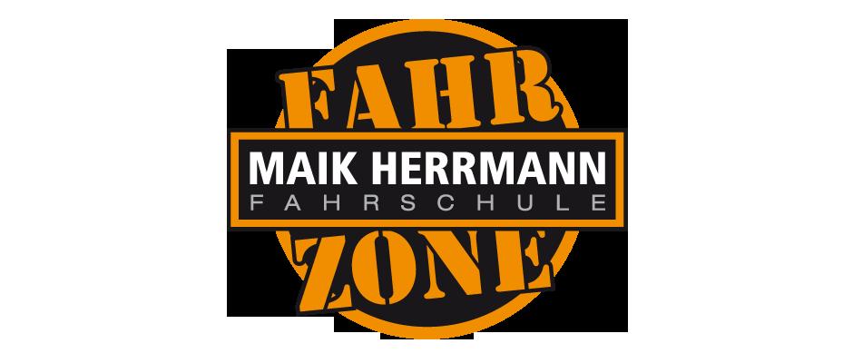 Logo Fahrschule Fahrzone Maik Herrmann
