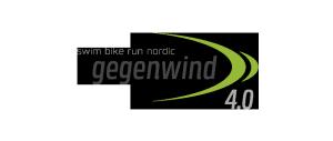 Gegenwind 4.0 Logo, Werbeagentur