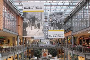 Ausstellung Berliner Mauer