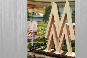Mustermesse MMM Modell Holz