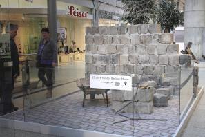 POB Mauer Mauerbau