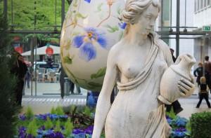 Paradiesapfel Potsdamer Platz Flora