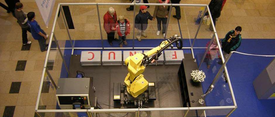 Fanuc - Robotorarm - Knickarm-Roboter