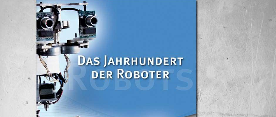 Austellungsdesign - Das Jahrhundert der Roboter - Konzept Freiraum