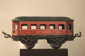 Modelleisenbahn MITROPA-Wagen