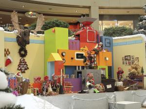 Die Weihnachtswunscherfüllmaschine der Trolle